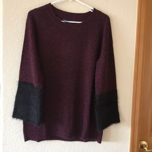 Apt.9 size medium marled sweater